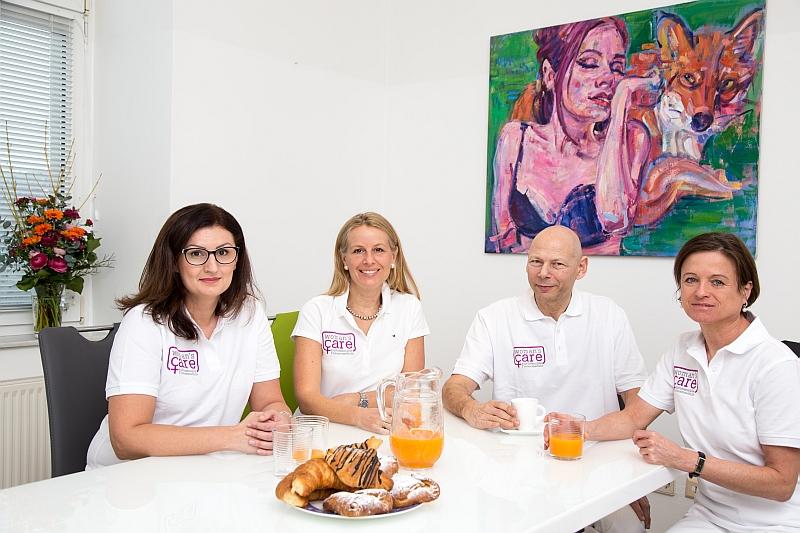 Ihr Praxis-Team bei Woman's Care