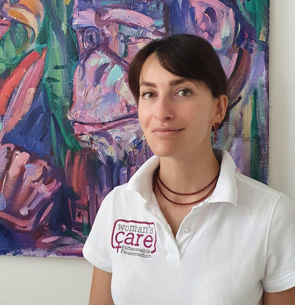 Dr. Anastasiya Krusche